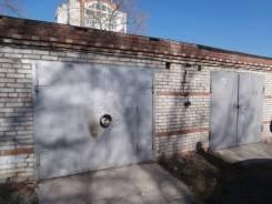 Гаражи кооперативные. улица Лермонтова 52, р-н Центральный, 22 кв.м., электричество, подвал.