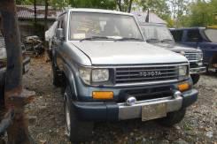 Toyota Land Cruiser Prado. KZJ78W, 1KZTE