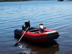 Мастер лодок Ривьера 3200 СК. Год: 2016 год, длина 3,20м., двигатель подвесной, 6,00л.с., бензин