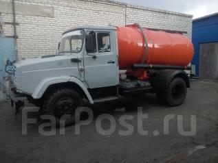 Коммаш КО-520. Зил ассенизатор дизель 2017г. в., 4 750 куб. см., 5,00куб. м.