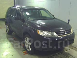 Mitsubishi Outlander. CW5W