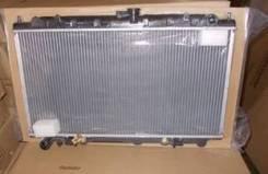 Радиатор охлаждения двигателя. Nissan: Sunny, Bluebird, Primera, Primera Camino, AD Двигатели: QG15DE, YD22DD, QG13DE, QG18DE, SR20DE, SR18DE, SR20DEL
