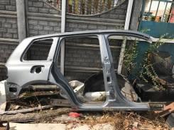 Четверть кузова Volkswagen Touareg 2001-2009 год