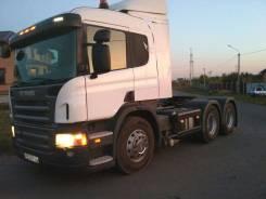 Scania P380. Скания тягач 6*4, 2011г, 266т. км, 12 000 куб. см., 30 000 кг.
