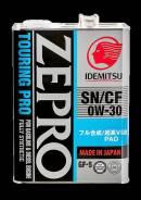 Idemitsu Zepro. Вязкость 0W-30