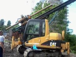 Caterpillar. Продам буровую установку на гусеничном ходу, 2 500 куб. см.