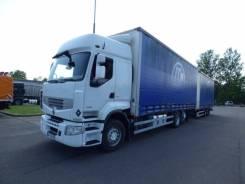 Renault Premium. Автопоезд, сцепка 460DXi, 10 837 куб. см., 12 000 000 кг.