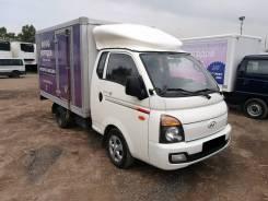 Hyundai Porter II. промтоварный фургон, 2 497куб. см., 995кг.