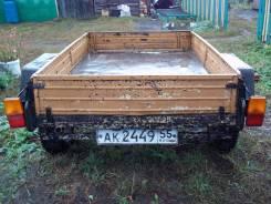 КМЗ 8284. Прицеп к легковому автомобилю, 750 кг.
