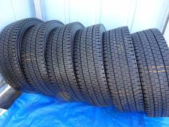 Dunlop Dectes SP001. Зимние, без шипов, 2012 год, износ: 30%, 1 шт
