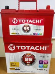 Totachi. 95 А.ч., Обратная (левое), производство Корея
