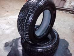 Bridgestone WT17. Зимние, шипованные, износ: 10%, 2 шт