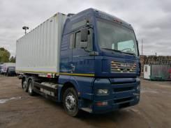 MAN TGA. Промтоварный грузовик 26.460, 12 816куб. см., 16 800кг.