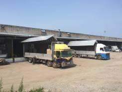 Перевозка грузов Хабаровск - Сахалин 10т, 20т