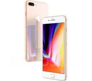 Apple iPhone 8 Plus. Новый, 64 Гб, Желтый, Золотой. Под заказ