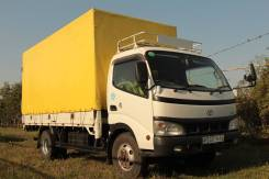 Toyota Dyna. Toyota DUNA 2004 Обмен, 5 300 куб. см., 3 500 кг.