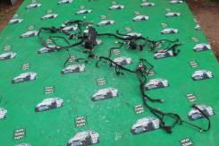 Проводка двс. Toyota Corolla Fielder, NZE124, NZE124G, ZZE122, ZZE122G, ZZE123, ZZE123G, ZZE124, ZZE124G Двигатели: 1NZFE, 1ZZFE, 2ZZGE