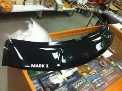Спойлер на заднее стекло. Toyota Mark II, GX100