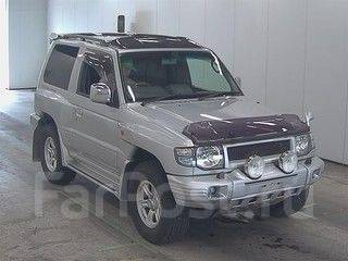 Mitsubishi Pajero. V25W, 6G74GDI