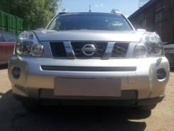 Дефлектор радиатора. Nissan X-Trail