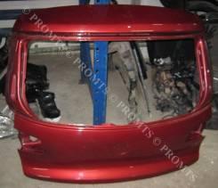 Дверь багажника. Volkswagen Tiguan, 5N1,, 5N2, 5N1