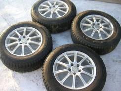 """Колеса R17 5*114 + зимние шины 225/65 R17 Bridgestone DM-V1. 7.0x17"""" 5x114.30 ET53 ЦО 72,0мм."""