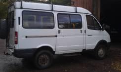 ГАЗ Соболь. Продаётся микроавтобус Соболь 4х4, (D1)10+1 пас. мест, 2 890 куб. см., 11 мест