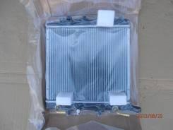 Радиатор охлаждения двигателя. Mazda Demio, DW3W, DW5W Ford Festiva, DW5WF, DW3WF Двигатели: B3ME, B5ME, B3E, B5E