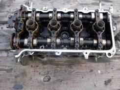 Головка блока цилиндров. Toyota: Soluna Vios, Vitz, Vios, Ractis, Yaris, Belta Двигатель 2SZFE
