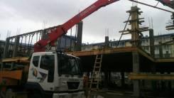 Daewoo Novus. Продается бетононасос , 10 964 куб. см., 43 м.
