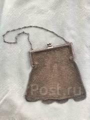 Продам старинную сумочку-кольчужку. Оригинал