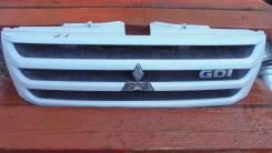 Решетка радиатора. Mitsubishi Pajero Pinin Mitsubishi Pajero iO, H62W, H67W, H72W, H77W Двигатели: 4G93, 4G94