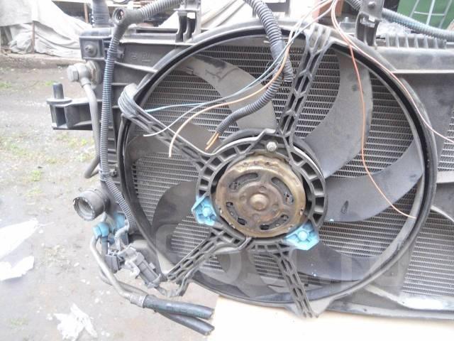 Радиатор охлаждения двигателя. Volkswagen Caddy Volkswagen Polo, 6K5, 6V2 Двигатели: ANX, AHL, 1Y, 1Z, AUD, AUG, AKV, AKW, AUA, AHU, AYQ, ALE, 1F, AHB...
