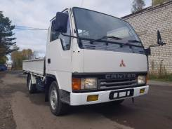 Mitsubishi Canter. 1993г., 4WD, 2 835 куб. см., 1 500 кг.