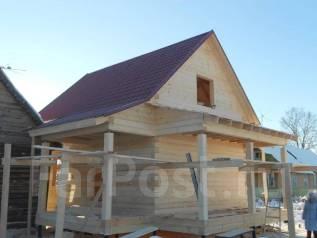 Строительство бань, домов!