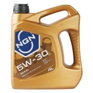 NGN Maxi. Вязкость 5W-30, полусинтетическое