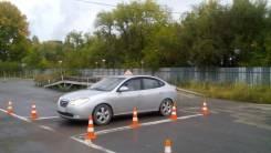 Обучение вождению, подготовка к сдаче экзамена, восстановление навыков