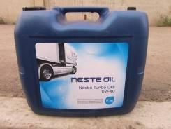 Neste. Вязкость 10W-40, синтетическое. Под заказ