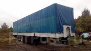 Schmitz SO1. Полуприцеп Schmitz, 39 000 кг.