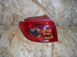 Стоп-сигнал. Mazda Demio