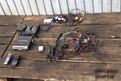 Аудио-видео система. Lexus LS430, UCF30 Toyota Celsior, UCF30, UCF31 Двигатель 3UZFE