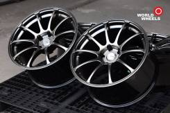 Advan Racing RS. 9.5x18, 5x114.30, ET28, ЦО 73,1мм. Под заказ