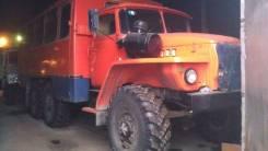 Урал. УРАЛ-42112 Вахтовка