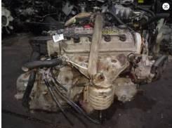 Двигатель в сборе. Honda Partner Двигатель D16A
