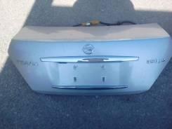 Крышка багажника. Nissan Teana, J31 Двигатель QR20DE