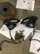 Рабочая тормозная система. Nissan Skyline Nissan Silvia, S13, S15, S14