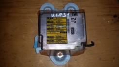 Блок управления airbag. Toyota Celsior, UCF30, UCF31 Lexus LS430, UCF30 Двигатель 3UZFE
