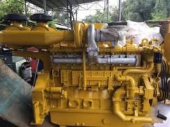 Двигатель в сборе. Komatsu WA, 600 Komatsu D, 275, 355, 375 Двигатель SA6D1702