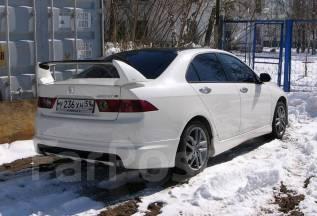 Спойлер. Honda Accord, CL7, CL9