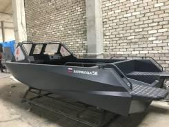 Барракуда 58. 2018 год год, длина 5,80м., двигатель подвесной, 175,00л.с., бензин. Под заказ